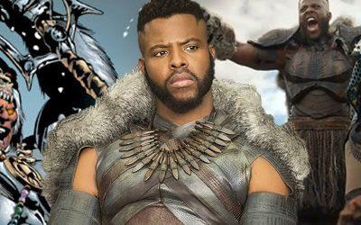 NÓS   Protagonista quase não participou do filme por ter feito Pantera Negra!