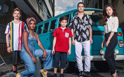 SPECTROS   Novo thriller da Netflix ganha elenco oficial!