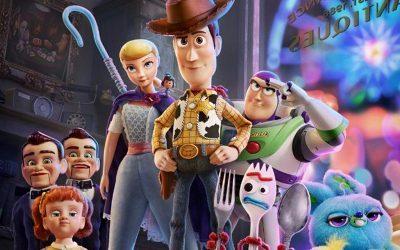 TOY STORY 4 | Woody reencontra seus amigos no primeiro trailer!