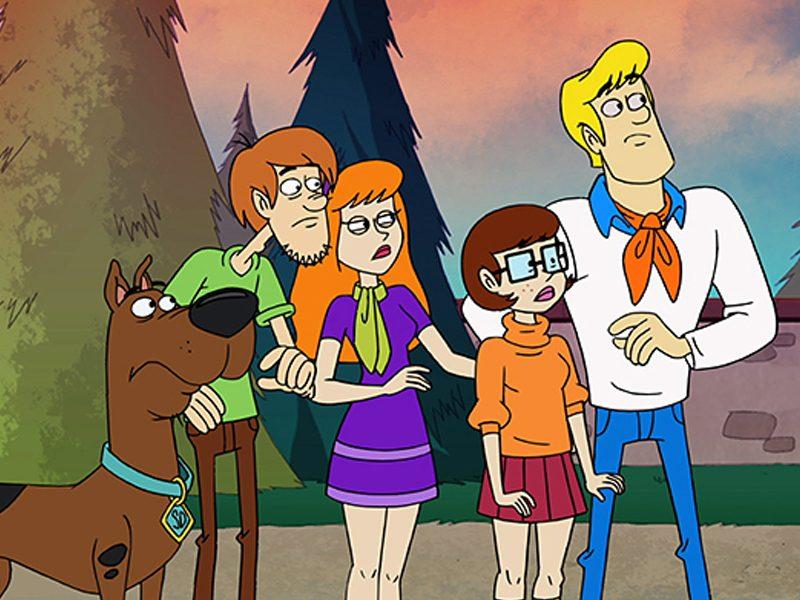 DESENHOS | Scooby-doo e outras novidades no Boomerang!