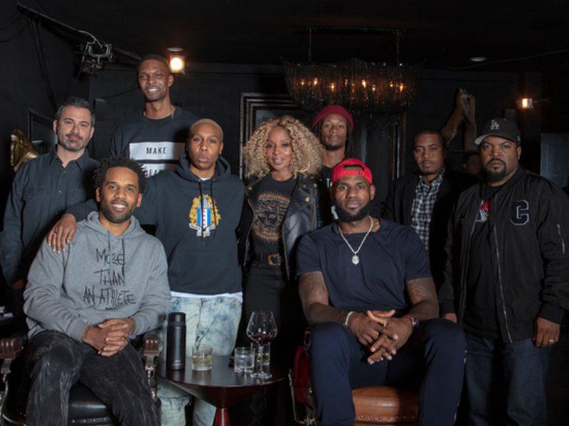 THE SHOP | LeBron James participa do programa!
