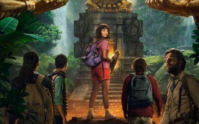 DORA E A CIDADE PERDIDA | Filme ganha primeiro trailer!