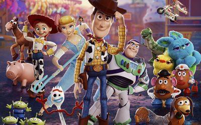 TOY STORY 4 | Disney divulga novo trailer dublado do filme!