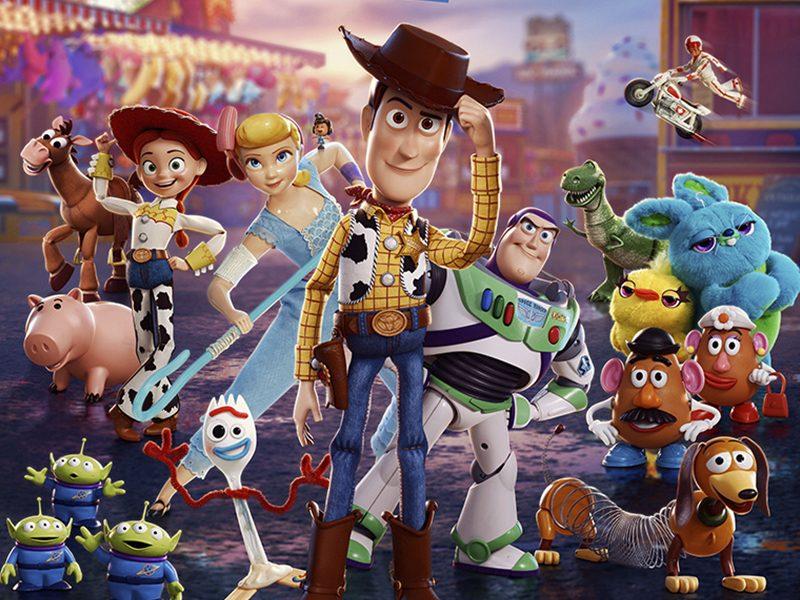 TOY STORY 4   Disney divulga novo trailer dublado do filme!