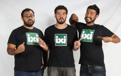 REFÉNS   Canal IXI estreia sua primeira peça!