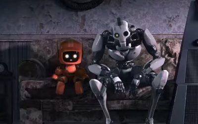 LOVE, DEATH E ROBOTS   Isso é tão Black Mirror!