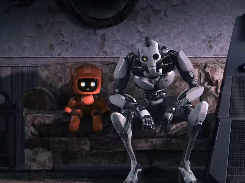 LOVE, DEATH E ROBOTS | Isso é tão Black Mirror!