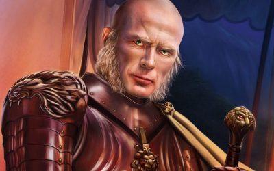 GAME OF THRONES   Perfil de personagem: Tytos Lannister!