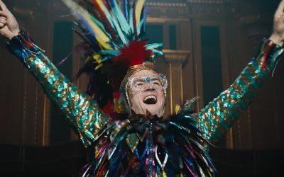 ROCKETMAN   Em entrevista, cantor Elton John fala oque espera do filme!