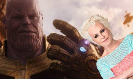 VINGADORES ULTIMATO | Confirmado: Ana Maria Braga morreu no estalo de Thanos!