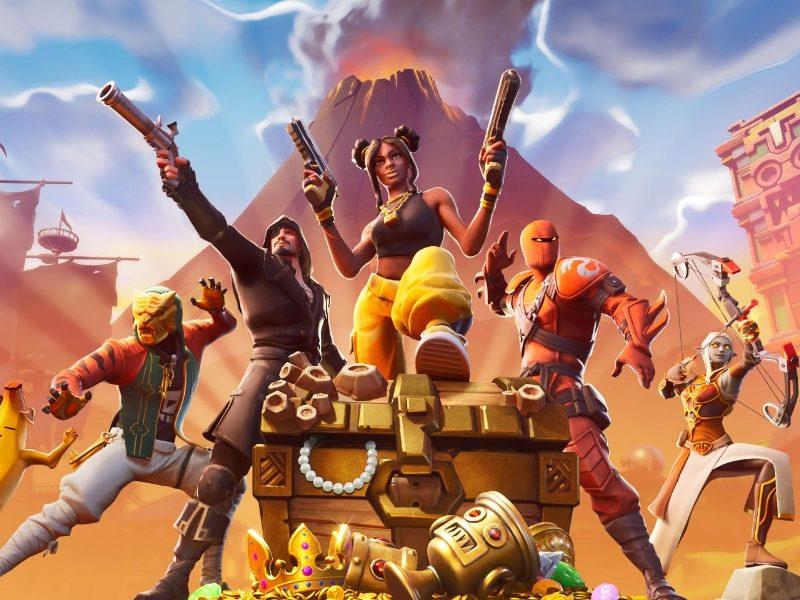 FORTNITE | Nerf revela lançadores inspirados no jogo!