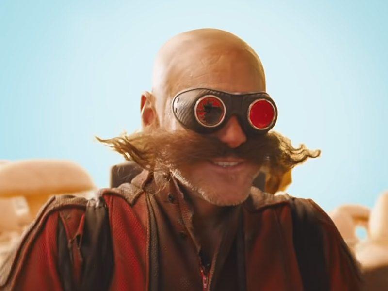 SONIC | Filme ganha primeiro trailer com direito a Dr. Eggman!