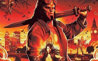 HELLBOY | Novo teaser prova que filme vai ser cheio de sangue e violência!