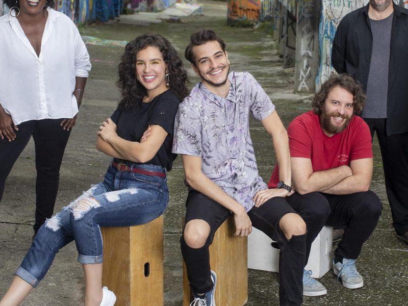 NINGUÉM TA OLHANDO | Conheça o elenco da nova série Netflix!
