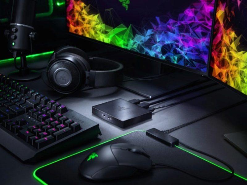 GAMES | Razer lança placa de captura que transmite e grava em até 4K!