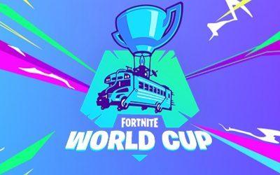 FORTNITE   BBL fará transmissão da copa mundial do jogo!
