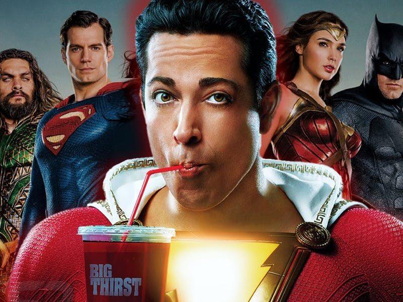 SHAZAM | Esse é o melhor filme da DC?