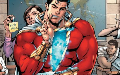 SHAZAM | Panini lança nova série de quadrinhos do herói!