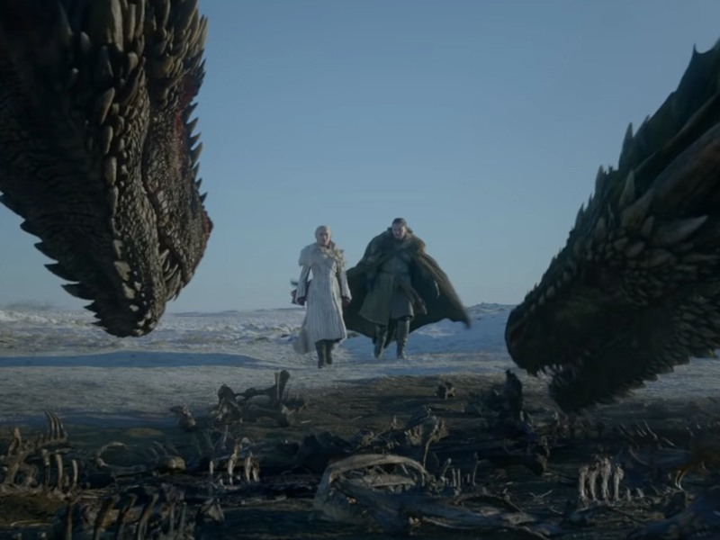 GAME OF THRONES | O primeiro episódio da temporada final (S08E01)!