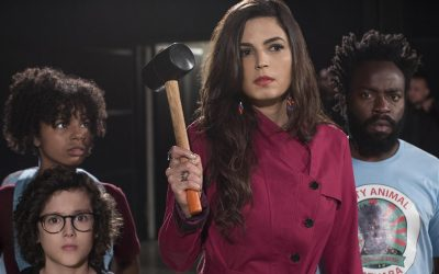 SAMANTHA!   Segunda temporada chega sexta na Netflix!
