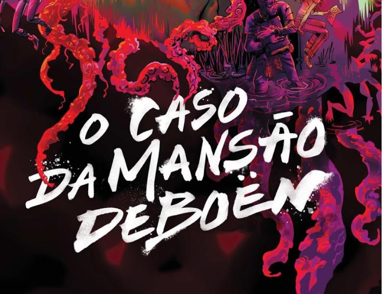 LIVRO | O Caso da Mansão Deboën, de Edgar Cantero