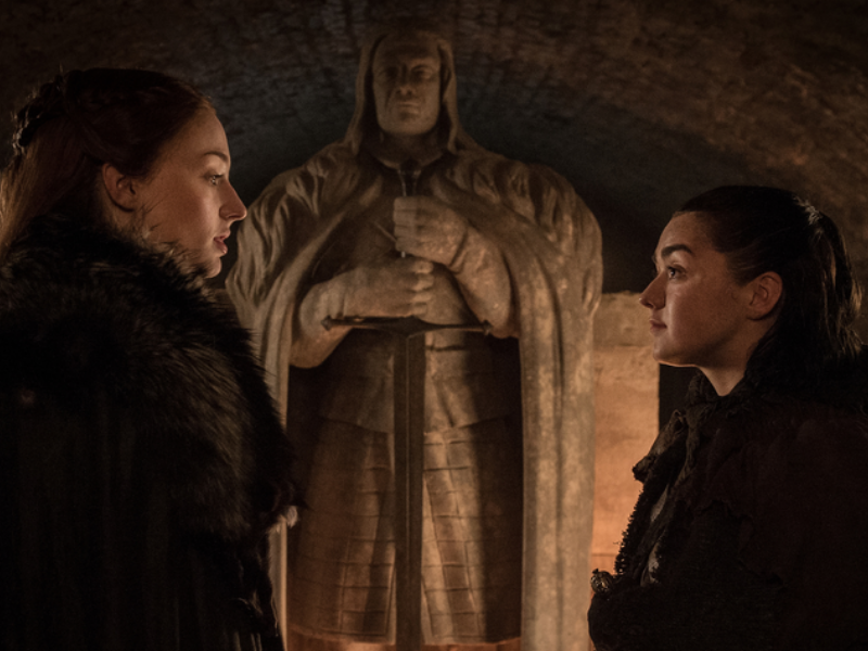 GAME OF THRONES | A teoria das criptas de Winterfell!