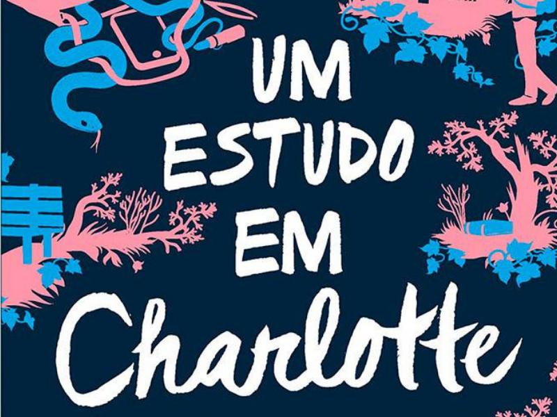 LIVRO | Um Estudo em Charlotte, livro de Brittany Cavallaro