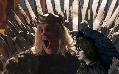 GAME OF THRONES   Bran enlouqueceu Aerys Targaryen, o Rei Louco?