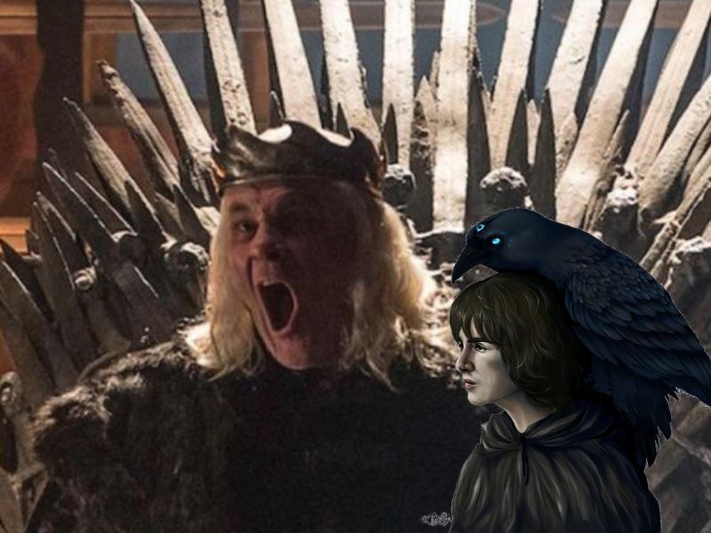 GAME OF THRONES | Bran enlouqueceu Aerys Targaryen, o Rei Louco?