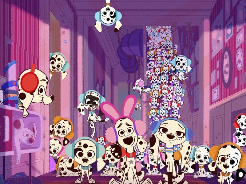 RUA DÁLMATAS, 101 | 10 Curiosidades sobre a série animada!