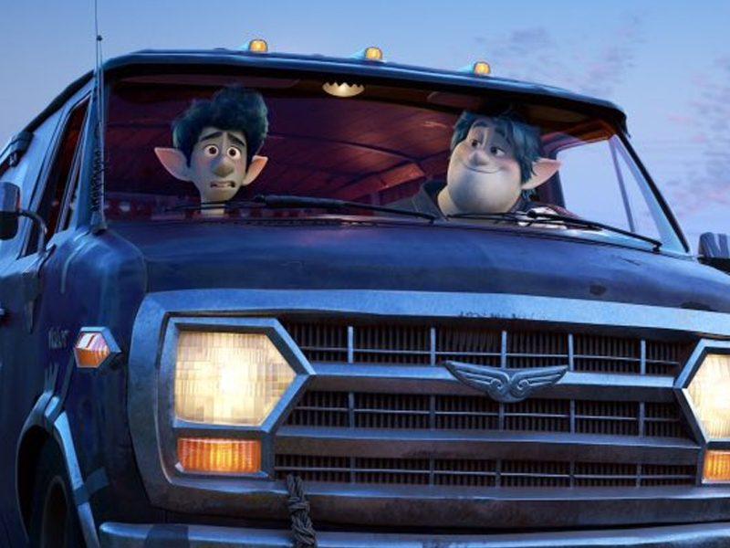 DOIS IRMÃOS | Uma Jornada Fantástica trás Tom Holland e Chris Pratt para animação!