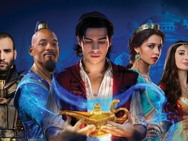 ALADDIN | Ingresso.com dá início a pré-venda de ingressos do filme!
