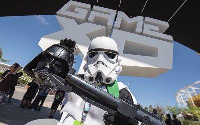 GAME XP   Venda de ingressos começa nesta terça feira!