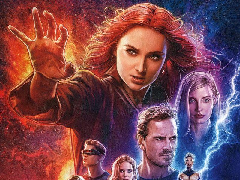 FÊNIX NEGRA | Ingresso.com inica pré venda no X-Men Day!