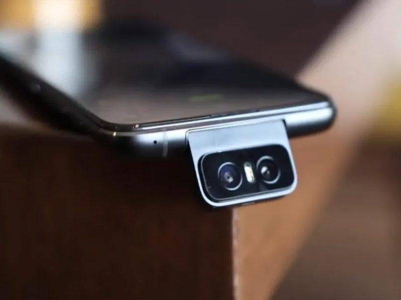 TECNOLOGIA   Novo Zenfone 6 chegou com câmera flip!