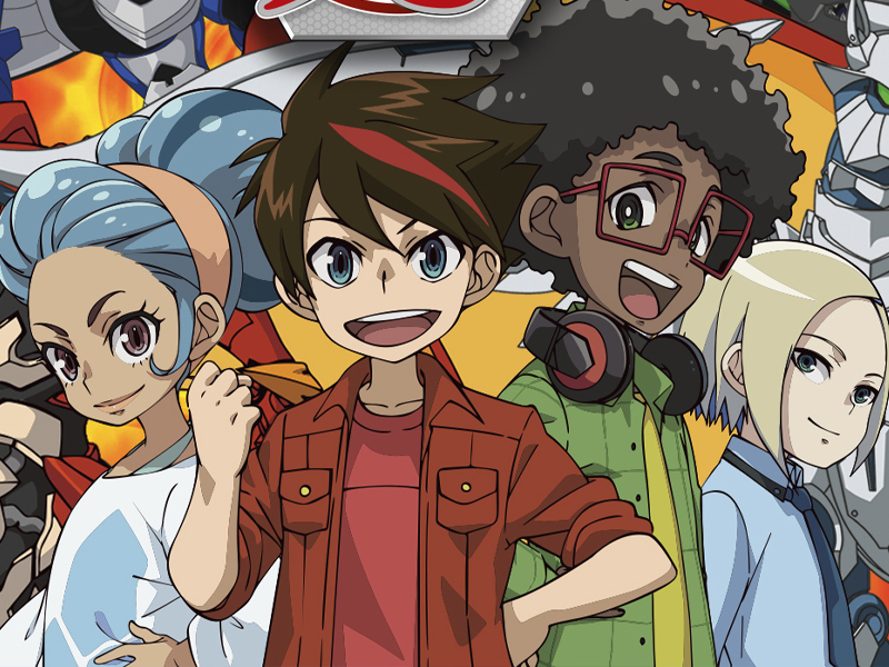 BAKUGAN: BATTLE PLANET | Novo anime chega ao Cartoon!