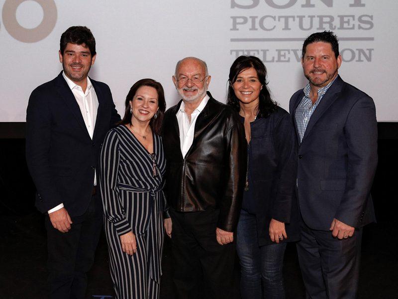 GLOBO | Empresa fecha contrato com Sony para produção de novas séries!