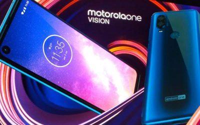 TECNOLOGIA | Motorola One Vision chega ao mercado com câmera incrível!
