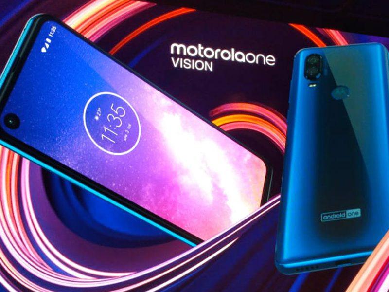 TECNOLOGIA   Motorola One Vision chega ao mercado com câmera incrível!