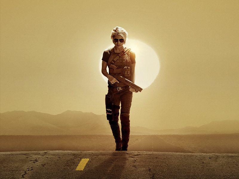 O EXTERMINADOR DO FUTURO: DESTINO SOMBRIO | Novo filme da saga ganha seu primeiro trailer!