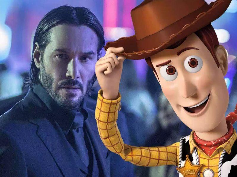 TOY STORY 4 | Personagem de Keanu Reeves ganha trailer de apresentação!