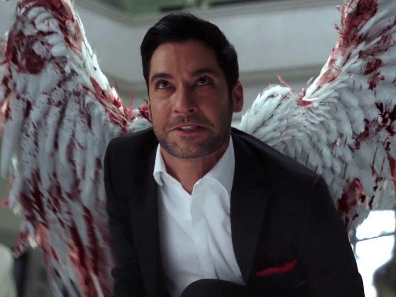 LUCIFER | Visual de demônio da nova temporada é revelado!