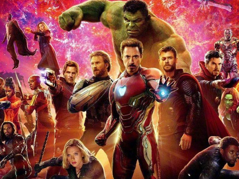 VINGADORES ULTIMATO   Vazaram cenas do novo filme da Marvel!