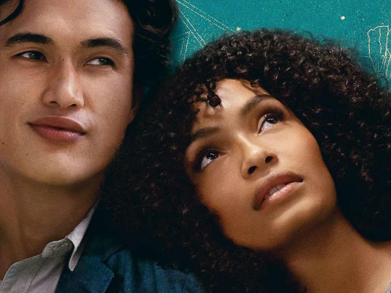 FILME | O romance de O Sol Também É Uma Estrela