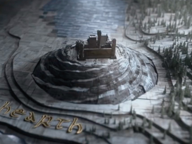 GAME OF THRONES   Os segredos da nova abertura da season 8!