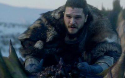 GAME OF THRONES   Por que Jon Snow montou no dragão?
