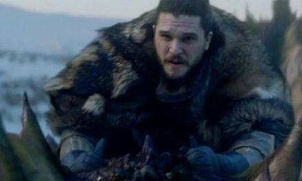 GAME OF THRONES | Por que Jon Snow montou no dragão?