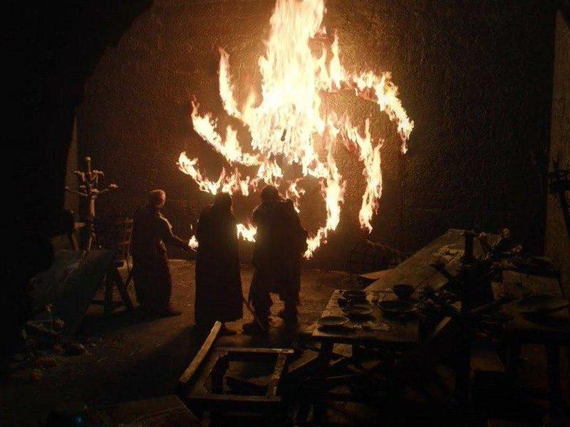GAME OF THRONES   O que significa o espiral do Rei da Noite?