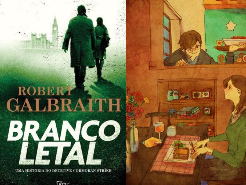 LIVROS | Confira os lançamentos de maio da Editora Rocco
