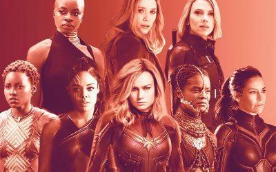 MARVEL   Por que agora tem tanta mulher no universo do cinema?